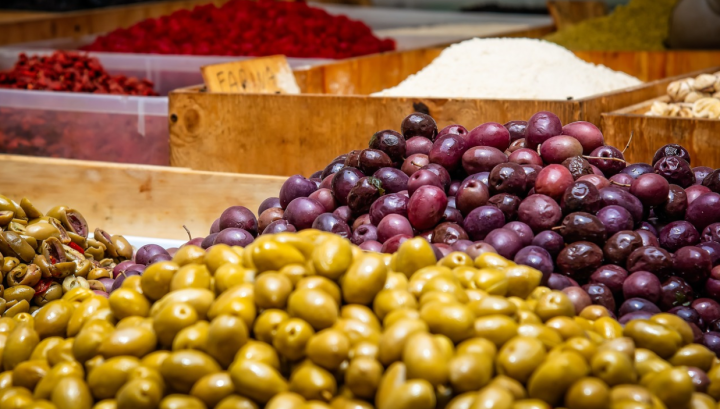 Olives: August Produce of theMonth